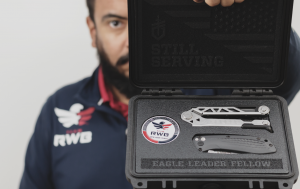 Gerber partnership with Team RWB