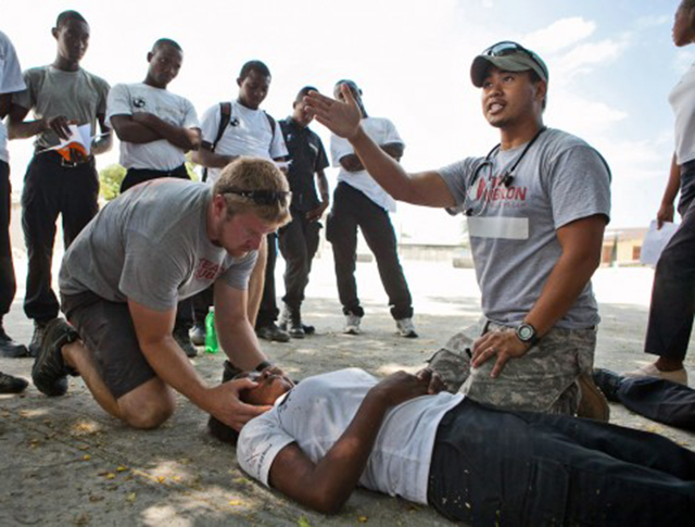 Team Rubicon Haiti